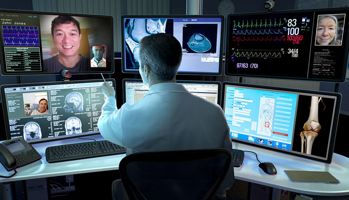 Telemedicina, Telessaúde e Aplicações Móveis em Saúde